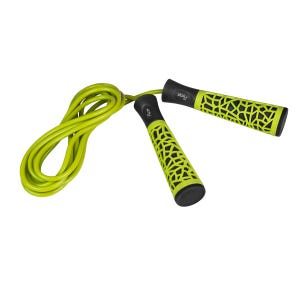 Cuerda de Salto Fitness Blu Fit Negro/Verde