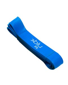 Banda de Resistencia Pro Fuerte Fitness Blu Fit Azul