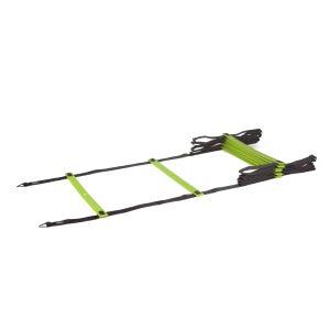 Escalera de Entrenamiento Fitness Blu Fit 4 mts Negro/Verde