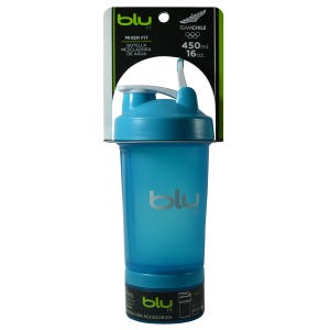 Botella Mixer Blu Fit Azul Team Chile
