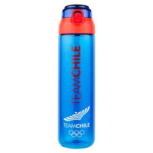 Botella de Agua New Balance Team Chile Azul
