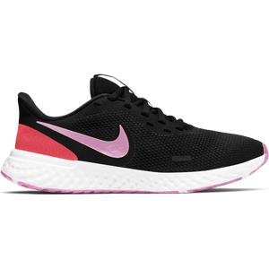 Zapatillas Running Mujer Nike Revolution 5 Negro