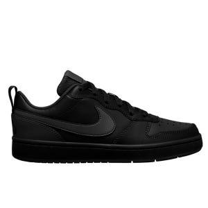 Zapatillas Urbanas Niño Nike Court Borough Negras