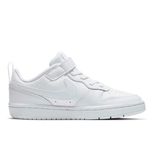 Zapatillas Urbanas Niño Nike Court Borough Blanca