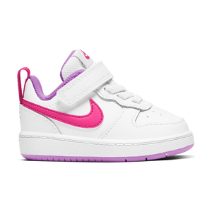 Zapatillas Urbanas Niña Nike Court Borough Low 2 Blanca