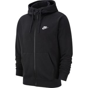 Polerón Lifestyle Hombre Nike Sportswear Club Negro