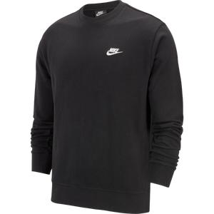 Polerón Urbano Hombre Nike Sportswear Club Negro