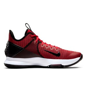Zapatillas Basketball Hombre Nike Lebron Witness IV Rojas