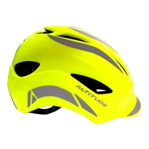 Casco Altitude Movilidad Glow 57-60 cm Amarillo Neón