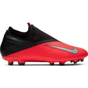 Zapatos Fútbol Hombre Nike Phantom Vision 2 Academy Dynamic Fit MG Rojo