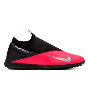 Zapatillas Babyfútbol Hombre Nike Phantom Vision 2 Club Dynamic Fit TF Roja