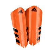 Canilleras Fútbol Adidas Ghost Lesto Naranja