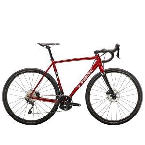Bicicleta Ruta Trek Checkpoint ALR 4 Roja