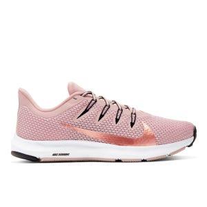 Zapatillas Running Mujer Nike Quest 2 Rosada