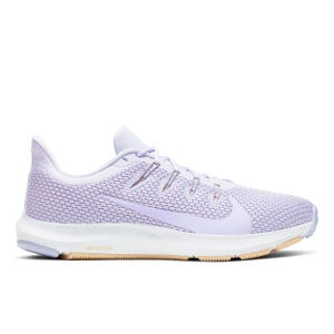 Zapatillas Running Mujer Nike Quest 2 Lila