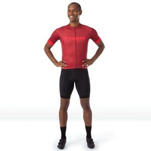 Tricota Ciclismo Hombre Bontrager Jersey Circuit Rojo