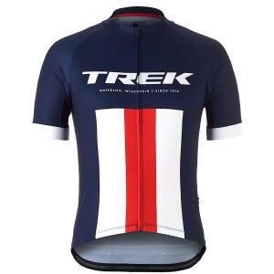 Tricota Ciclismo Unisex Bontrager Jersey Circuit Azul Marino