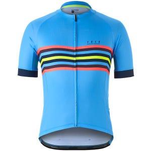 Tricota Ciclismo Unisex Bontrager Jersey Circuit Celeste