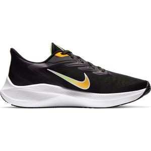 Zapatillas Running Hombre Nike Air Zoom Winflo 7 Negro