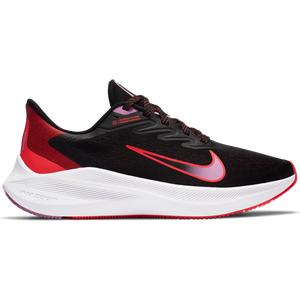 Zapatillas Running Mujer Nike Zoom Winflo 7 Negro