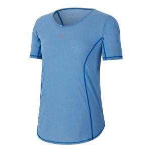 Polera Running Mujer Nike Game Royal Azul