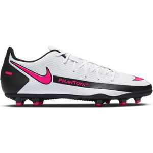 Zapatos Fútbol Hombre Nike Phantom GT Club MG Blanco