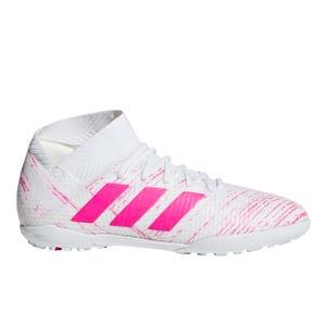Zapatos Fútbol Niño Nemeziz Tango 18.3 Fucsia