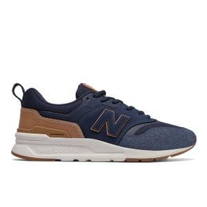 Zapatillas Urbanas Hombre New Balance 997H Azul