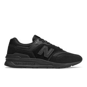 Zapatillas Urbanas Hombre New Balance 997 Negra