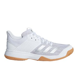 Zapatillas Vóleibol Mujer Adidas Ligra 6 Blanca