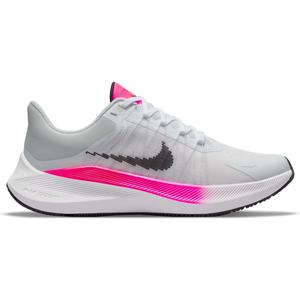 Zapatillas Running Mujer Nike Zoom Winflo 8 Blanco