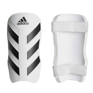 Canilleras Fútbol Adidas Everlite Blanco