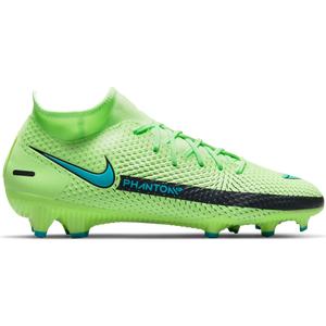 Zapatos Fútbol Hombre Nike Phantom GT Academy Dynamic Fit MG Verde