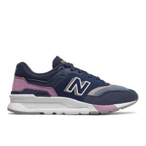 Zapatillas Urbanas Mujer New Balance 997 H Azul