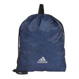 Gymsack Running Unisex Adidas Print Azul
