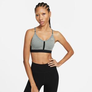 Peto Entrenamiento Mujer Nike Indy Gris