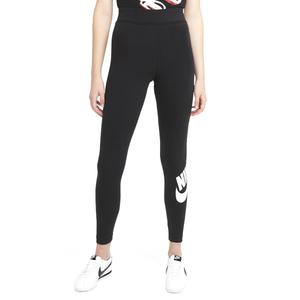Calzas Largas Entrenamiento Mujer Nike Sportswear Essential Negro