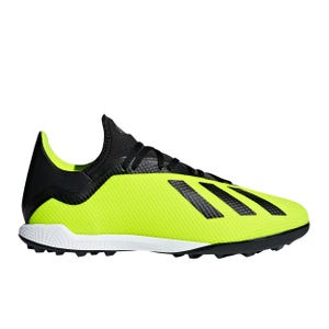 Zapatillas Futbolito Hombre Adidas X Tango 18.3 TF Amarillo/Negro