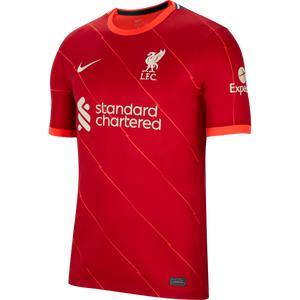 Camiseta Local Liverpool Hombre Nike Azul 2021/22