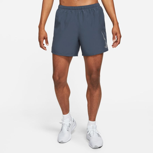 Short Running Hombre Nike Dri-FIT Run Division Challenger Gris