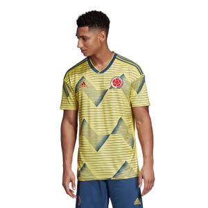 Camiseta Local Hombre Selección Colombia Adidas 2019