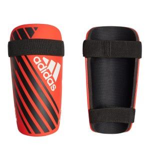 Canilleras Fútbol Adidas X Lite Rojas