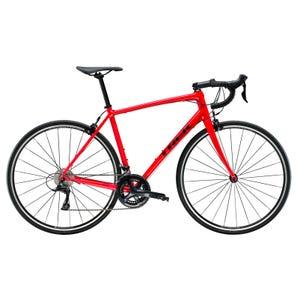 Bicicleta Ruta Trek Domane AL 3 Roja 2019