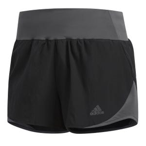 Short Running Mujer Adidas Run It Negro.