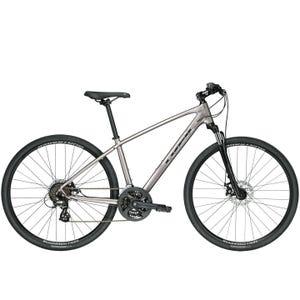 Bicicleta Urbana Trek DS 1 Plata 2019