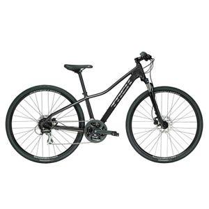 Bicicleta Urbana Trek DS 2 WSD Negra 2019