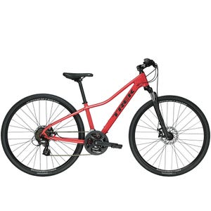 Bicicleta Urbana Trek DS 1 WSD Roja 2019
