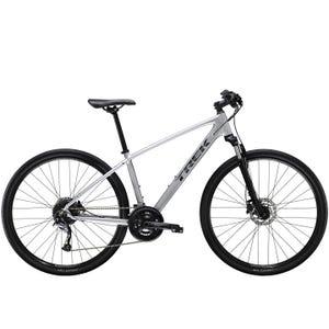 Bicicleta Urbana Trek Dual Sport  3 Plata L