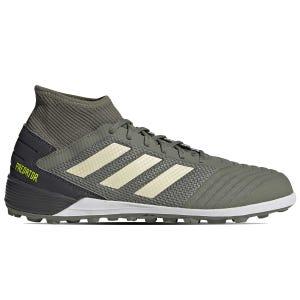 Zapatillas Futbolito Hombre Adidas Predator 19.3 TF Verde