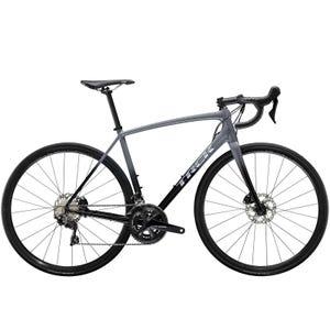 Bicicleta Ruta Trek Emonda ALR 5 Disc 2021 Gris/Negro